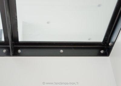 Garde-corps-Inox-sur-mesure-cable-verre-Plancher dalle de verre_tendance-inox-13