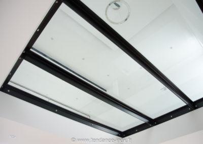Garde-corps-Inox-sur-mesure-cable-verre-Plancher dalle de verre_tendance-inox-15
